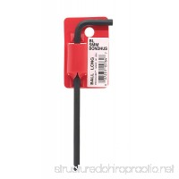 Bondhus 15764 5mm Ball End Tip Hex Key L-Wrench with ProGuard Finish Tagged and Barcoded Long Arm - B000V4G702