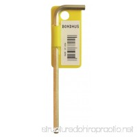 Bondhus 37905 Tagged and Barcoded 3/32 Ball End Tip Hex Key L-Wrench with GoldGuard Finish 3.4 - B012UT9ED2