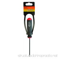 Bondhus 40652 Tagged and Barcoded 2mm Ball End Tip Screwdriver with ProGuard Finish 72mm - B0073T90ES