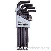 Craftsman 9-46755 Metric Hex Key Set 13 Piece - B007C6IYWG