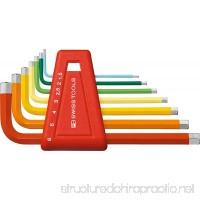 PB Swiss Tools PB 210H-6 RB Hex Key Set rainbow - B00RFDP8FM