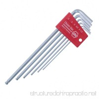 Wiha 66995 6-Piece Metric Ball End Long Hex L-Key Set - B002S0O7U4