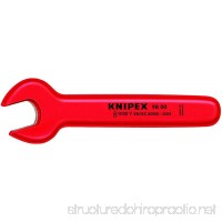 KNIPEX 98 00 7/16-Inch 1 000V Insulated 7/16 Inch Open End Wrench - B005EXPBLQ