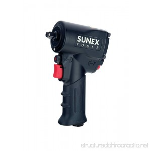 Sunex SXMC38 Super Duty Min Impact Wrench with Grip 3/8 - B01J7SBT4G