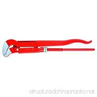 KNIPEX 83 30 010 Swedish Pattern Pipe Wrench-S Shape - B005EXOJAA