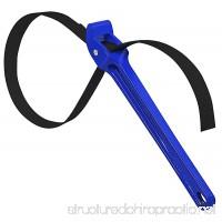 "Kosma Nylon Strap Wrench   Heavy Duty Oil Filter Strap Wrench - 12""- (Grip Capacity: 8"") - B07BBP58VC"