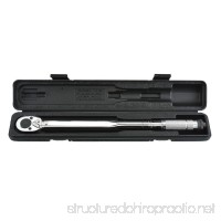J&R Quality Tools 3/8 Drive Adjustable Torque Wrench 120-960 in/lb Inch Pound - B0763BPQMM