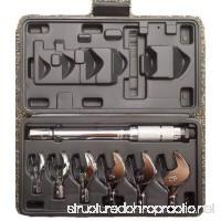 Mastercool 70078 Torque Wrench 6-Head Kit - B00LCBU9AC