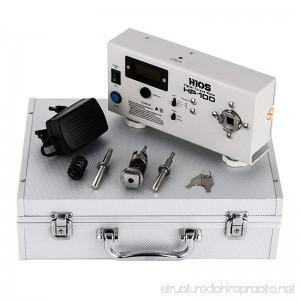 Mophorn Digital Torque Meter HP-100 Wrench Measure Tester Screw Driver +-0.005 Precision Portable LCD Digital Torque Tester Torsion Meter Tester Testing Instrument Torque Meter (HP-100) - B0761M5FBB