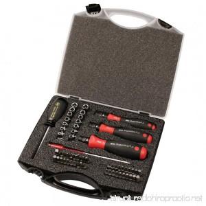 Wiha 28589 Torque Control Set Accurate Torque 1 to 50 Inch-Pounds 59 Piece - B002PJ3IXA