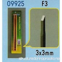 Trumpeter Model Micro Chisel: Square Tip 2 x 2mm - B00B8456EM