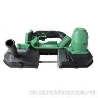 "Hitachi CB18DBLP4 Cordless 18V Lithium Ion Brushless 3-1/4"" Band Saw (Tool Only  No Battery) - B06XDSHN2L"