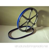 New Heavy Duty Band Saw Urethane 2 Blue Max Tire Set DELTA 1341591 TIRES 1341591 - B07G2S588N