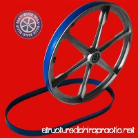 New Heavy Duty Band Saw Urethane 2 Blue Max Tire Set FOR EMCO 18 ULTRA 17.5 X 1.5 BAND SAW - B07G2VD41M