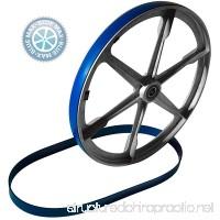 "New Heavy Duty Band Saw Urethane Blue Max Tire Set SEARS CRAFTSMAN 12"" BAND SAW MODEL 10324260 - B07G2PH4QM"