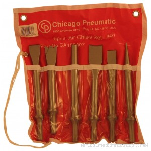 Chicago Pneumatic CA155807 6 Piece Chisel Kit - B003L77XWW