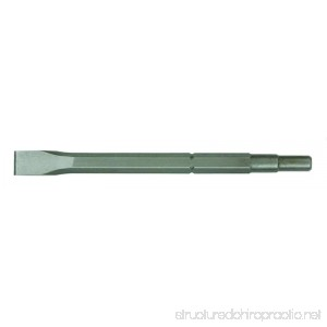 Hitachi 985381 3/4-Inch Hex and 21/32-Inch Round 1-Inch by 12-Inch Flat Narrow Chisel - B000KKI9JY