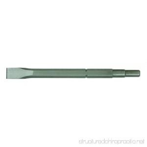 Hitachi 985381 3/4-Inch Hex and 21/32-Inch Round 1-Inch by 12-Inch Flat Narrow Chisel - B000KKI9JY