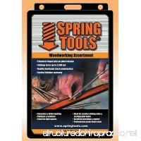 Spring Tools WWA1105 5 Piece Center Punch Nail Setter and Wood Chisel Set - B000NI1B0C