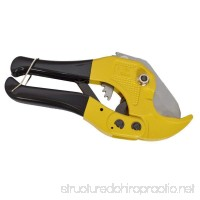 Ao Rong Single Stroke Plastic Pipe and Tubing Cutter  1/8-inch to 1-5/8-inch Pipe Cutter - B071NP979Q