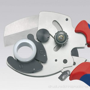 KNIPEX 90 25 40 PVC Pipe Cutter - B005EXOOI2