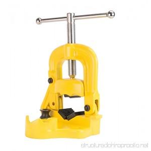 Steel Dragon Tools 40100 1/8- 4 Bench Yoke Pipe Vise fits RIDGID Model 25 - B00Y1BSBOQ