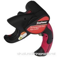 TruePower 01-0619 9.6V Battery Powered Rechargeable Cordless PVC Pipe Cutter - B00VSG0JPQ