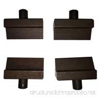 2 pairs Spare Blades for Hydraulic Rebar Cutters (G20 & G20F) G-20EL - B00XKCVEM8