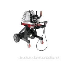 Gardner Bender B2000 Cyclone Electric Powered Bender ½ - 2 in. EMT Rigid Rigid Aluminum & IMC Conduit ½ - 1½ in. PVC-Coated Conduit No Shoe Group Red & Black - B00279N914