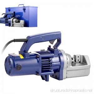 Happybuy 1350W Electric Rebar Cutter 7/8 #7 Hydraulic Rebar Cutter 110 V Rebar Cutter 3.5-4.5 Second Cutting (7/8 22mm) - B01M347YSV