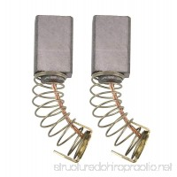 Set Of Two (2) Replacement Carbon Brushes For SDT-RBC08 1 Electric Rebar Cutter - B01F62N6TI