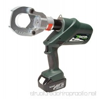 Greenlee ESG50L12 Gator Battery-Powered Cable Cutter with 12V Charger - B0047O3QSS
