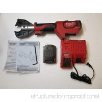 Milwaukee M18 18-Volt Lithium-Ion Cordless Cable Cutter CY/AL Jaws - B01N0UZAJ5