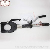 Newtry THC-85 Handheld Hydraulic Steel Wire Cable Cutter for dia 85mm Armoured Aluminum and Copper cable - B06XCVW4NP