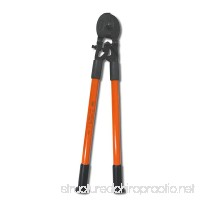 Nupla NC-WRC30L Wire Rope and Cable Cutter with Solid Handle and Bolt Cutter Grip 36 Handle Length - B004UMJA2I