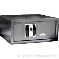 David-Link BioSec-H1 Biometric Electronic Home Safe 8 Height x 15 Length x 16.5 Width Carbon - B00GA7MBHC
