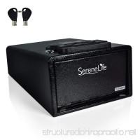 Gun Security Safe with Door Storage - B01L972Q1I