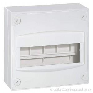 Legrand LEG92716 Mini Ekinoxe Cabinet for 8 or 9 Modules with Earth Terminal - B007AKSBL8