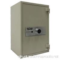 Mutual Rhino 90 mins Fireproof and Burglar Safe Home office Safe - B07DQX6R62