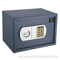 Paragon 7806 ParaGuard Elite .53 CF Lock and Safe for Home or Office - B009OJW704