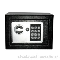 Pk-Shop Safe Small Black Box Digital Electronic Combo Keypad Lock Home Office Hotel. - B07FNN3X28