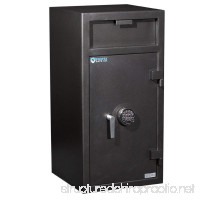 Front Loading Drop Safe with Locking Inter Compartment - B01DFOMMJO