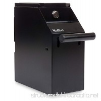 Kolibri Point-of-Sale Drop Safe with All-Steel Construction Installs Under Counter - B0779JJ74L