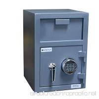 SD-01E Mamba Vault Front Loading Depository Safe w/Electronic Lock - B079F3258V