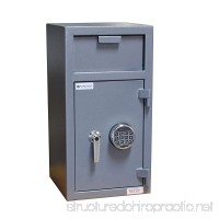 SD-02E Mamba Vault Front Loading Depository Safe w/Electronic Lock - B077SNWWVY