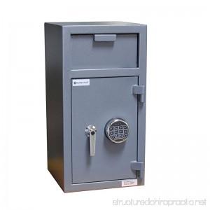 SD-02E Mamba Vault Front Loading Depository Safe w/Electronic Lock - B077SNWWVY