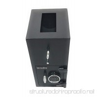 SOUTHEASTERN Top Loading Drop Depository Safe with UL Listed Digital Lock - B072KJ6BRV