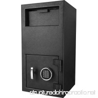 Winbest Steel Depository Safe Digital Keypad Front Load Mail Cash Vault Drop Box Slot (Large) - B07CT8J7F2
