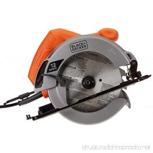 Black & Decker CS1014 12-Amp 7-1/4-Inch Circular Saw - B0085YTMS4