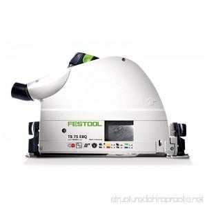Festool 561438 TS 75 EQ Plunge Cut Circular Saw - B004TM9QJQ